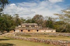 Ruins of the ancient Mayan city of Labna Royalty Free Stock Photos