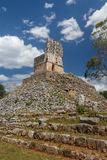 Ruins of the ancient Mayan city of Labna Stock Photo