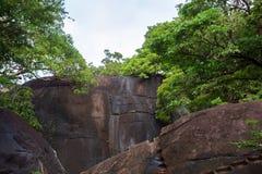 Sigiriya archaeological site Stock Image