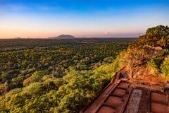 Sigiriya archeological site Stock Images