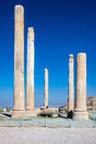 Ruins of ancient Persepolis Royalty Free Stock Photos