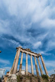 Ruins in ancient Roma Stock Photography