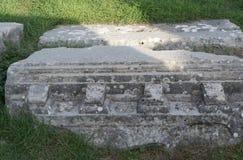 Ruins of ancient roman town Salona near Split Royalty Free Stock Image