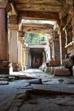 Ruins of ancient temple royalty free stock image