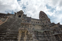 Ruins of Angkor Stock Photo