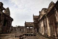 Temples of Angkor Stock Photo