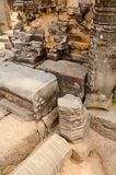 Ruins of Angkor Royalty Free Stock Image