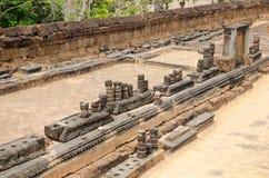 Ruins of Angkor Stock Photography
