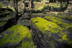 Ruins. Of Angkor Wat, Cambodia Stock Photos