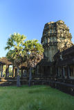 Ruins of Angkor wat Stock Photo