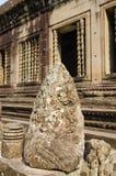Ruins of Angkor Wat, Cambodia Royalty Free Stock Photos