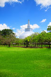 Ruins of Anuradhapura Royalty Free Stock Image