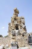 Ruins in Aphrodisias, Turkey Stock Photos