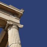Ruins in Athens Stock Photos