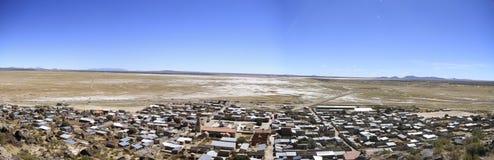 Ruins of Atlantis, Bolivia Royalty Free Stock Photography