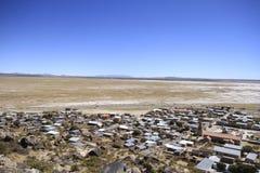 Ruins of Atlantis, Bolivia Stock Image