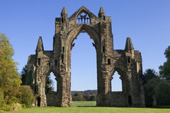 Gisborough Priory Stock Photo