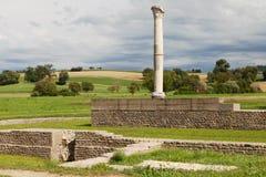 Ruins of Aventicum Stock Images