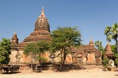 Ruins of Bagan, Myanmar (Burma) Royalty Free Stock Photography