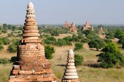 Ruins of Bagan, Myanmar (Burma) Royalty Free Stock Image