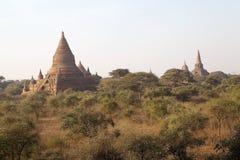 Ruins of Bagan, Myanmar Stock Images