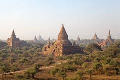 Ruins of Bagan, Myanmar Royalty Free Stock Photography