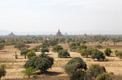 Ruins of Bagan, Myanmar stock photos