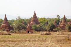 Ruins of Bagan, Myanmar Stock Photography