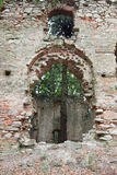 Ruins of the Baroque chapel of Saint Mary Magdalene Stock Photos