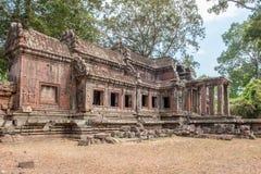 Ruins belonging to Angkor Wat in Siem Reap Stock Photography