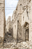 Ruins Birkat al mud Royalty Free Stock Images