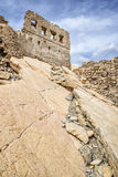 Ruins Birkat al mud Royalty Free Stock Photography