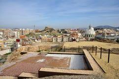 Ruins of Cartagena Royalty Free Stock Photos