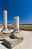 Ruins of Carthage. Ancient Roman bath Stock Photography