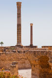 Ruins of Carthage Royalty Free Stock Photos