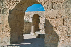 Ruins of the Carthage Royalty Free Stock Photography