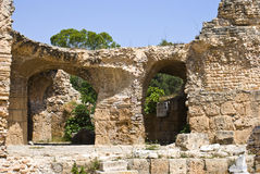 The Ruins Of the Carthage Stock Photo