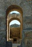 Ruins of the Carthage, Tunisia Stock Photos