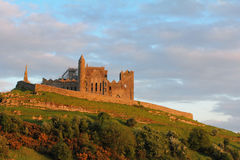 Ruins of Cashel Abbey Stock Image