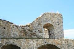 Ruins of Castle Rabi Stock Photography