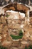 Ruins of the cathedral at Antigua Royalty Free Stock Images