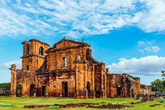 Cathedral of Saint Michael of Missions - historical place stock photos