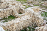 The ruins of Chersonesos Royalty Free Stock Images
