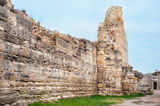 The ruins of Chersonesos Royalty Free Stock Photo