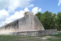 Ruins in chichen itza, mexico Stock Photo