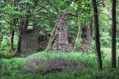 Ruins Of The Church Saint Apollonia Stock Photography
