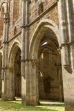 Ruins of the church of San Galgano Royalty Free Stock Photos