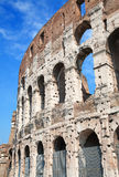 Ruins of the colloseum Stock Photo