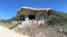 Ruins-Conil de Λα Frontera-Andalusia Στοκ Φωτογραφία