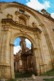 Ruins of the Convento de Monjes Servitas, Teruel, Aragon, Spain Royalty Free Stock Image